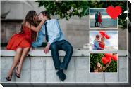 Obraz, Twój projekt miłosny, 100x70 cm