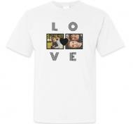 Koszulka męska, Love