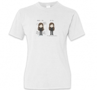 Koszulka damska, Kolekcja Rynn rysuje - Przed i po 30