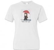 Koszulka damska, Kolekcja Rynn rysuje - Zrób sobie dzień dobry