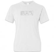 Koszulka damska, Kolekcja Bazgram - Weekend