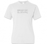 Koszulka damska, Kolekcja Bazgram - Jeż
