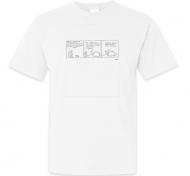 Koszulka męska, Kolekcja Bazgram - Jeż