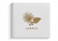 Album z eko skóry Summer, 24x24 cm