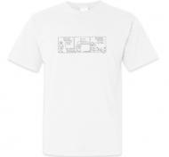 Koszulka męska, Kolekcja Bazgram - Bernardyn