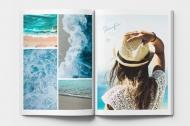 Fotozeszyt Ocean, 20x30 cm