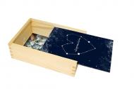 Pudełko, Kosmos, 12x17 cm
