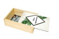 Pudełko, Nasze wspomnienia , 12x17 cm