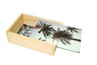 Pudełko, Palmy, 12x17 cm