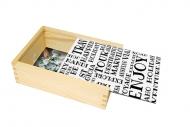 Pudełko, Podróże, 12x17 cm