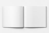 Fotozeszyt Pusty szablon, 20x20 cm
