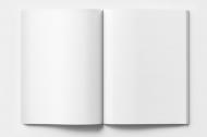 Fotozeszyt Pusty szablon, 20x30 cm