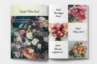 Fotozeszyt Katalog roślin, 15x20 cm