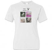 Koszulka damska, Psia mama