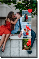 Obraz, Twój projekt miłosny, 30x40 cm