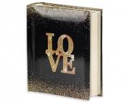 Album na zdjęcia Love tekst - 100 zdjęć, 15x17 cm