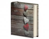Album na zdjęcia Drewno serca - 100 zdjęć , 15x17 cm