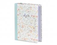 Album na zdjęcia Kwiaty niebieski - 300 zdjęć, 20x25 cm