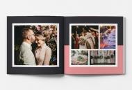 Fotozeszyt Podziękowania dla gości weselnych, 20x20 cm