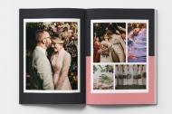 Fotozeszyt Podziękowania dla gości weselnych, 15x20 cm