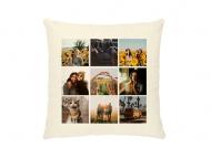 Poduszka, bawełna ekologiczna, Insta poduszka, 40x40 cm