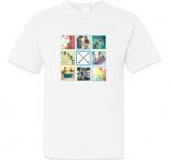 Koszulka męska, Twoje zdjęcia z Instagrama