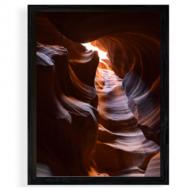 Plakat w ramce, Kanion, 30x40 cm
