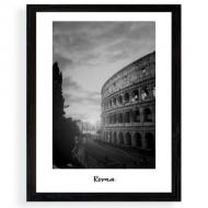 Plakat w ramce, Rzym, 20x30 cm