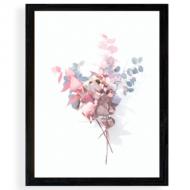 Plakat w ramce, Bukiet, 30x40 cm
