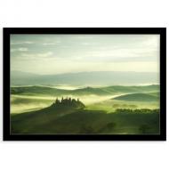 Plakat w ramce, Toskania, 30x20 cm