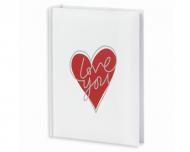 Album na zdjęcia Love you - 200 zdjęć , 20x25 cm