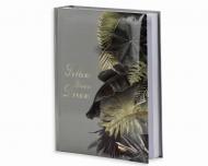 Album na zdjęcia Szary liście - 200 zdjęć , 20x25 cm