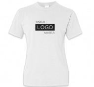 Koszulka damska, Koszulka reklamowa
