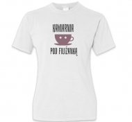 Koszulka damska, Firmowy gadżet