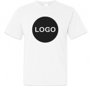 Koszulka męska, Firmowe koszulki z logo
