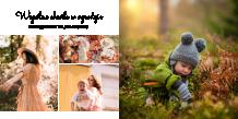 Fotoksiążka Podsumowanie roku rodzinne, 20x20 cm