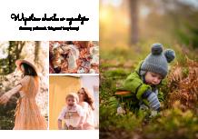 Fotoksiążka Podsumowanie roku rodzinne, 20x30 cm