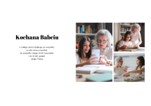 Fotoksiążka Prezent na Święta dla Dziadków, 20x30 cm