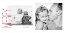 Fotoksiążka Świąteczna minimalistyczna, 20x20 cm