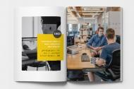 Fotozeszyt Katalog agencji marketingowej, 20x30 cm