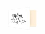 Fotokartki Kartka Merry Christmas, 15x20 cm