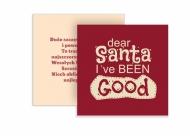 Fotokartki Dear Santa, 14x14 cm