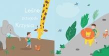 Fotoksiążka Leśne przygody (wersja-dla-chłopca), 20x20 cm