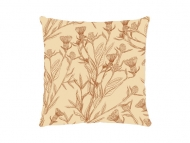 Poduszka, bawełna, Pure Nature - flower, 25x25 cm