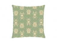 Poduszka, bawełna, Pure Nature - Insect, 25x25 cm
