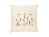 Poduszka, bawełna ekologiczna, Pure Nature - Field, 40x40 cm