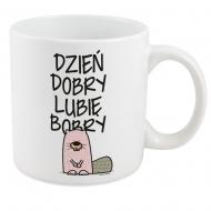 Kubek, Kolekcja Ptaszek Staszek - Dzień dobry lubię Bobry