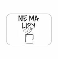 Brelok Kolekcja Ptaszek Staszek - Nie ma lipy, 7x5 cm