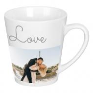 Kubek latte, Love wedding