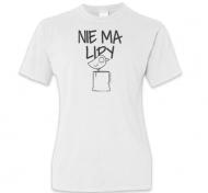 Koszulka damska, Kolekcja Ptaszek Staszek - Nie ma lipy